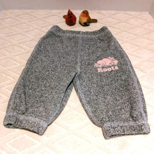 Roots salt and pepper joggers